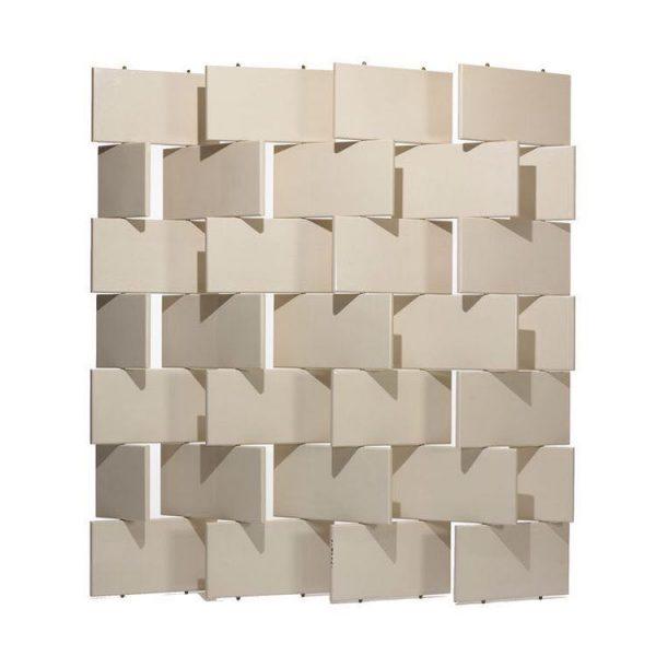 Folding screen by Eileen Grey